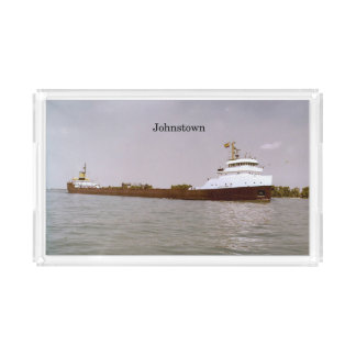 Johnstown acrylic tray