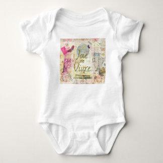 Joie De Vivre Baby Bodysuit