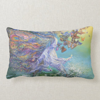 Joie de Vivre Decorative Pillow