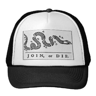 Join or Die Hat
