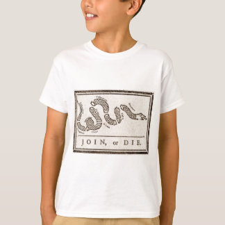 Join Or Die Shirt