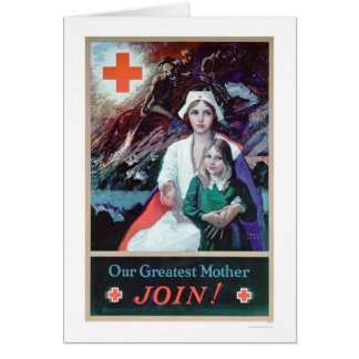 Join Our Greatest Mother (US00311) Greeting Card