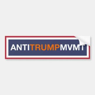 Join the Anti-Trump Movement. Bumper Sticker