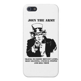 Join The Army iPhone 5/5S Cases