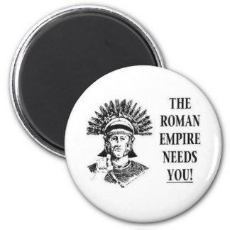 Join the Army - Roman Empire 6 Cm Round Magnet