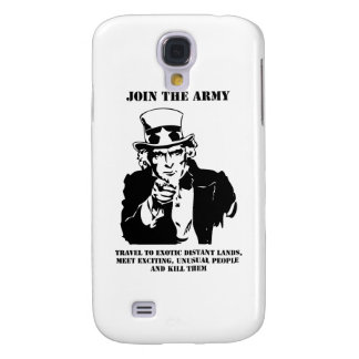 Join The Army Samsung Galaxy S4 Covers
