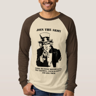 Join The Army T-Shirt