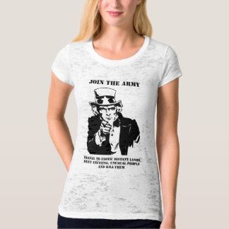 Join The Army T-shirts