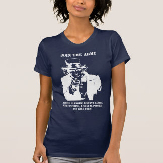 Join The Army Tee Shirts
