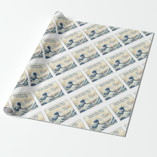 Join the Blue Wave 2018 Wrapping Paper