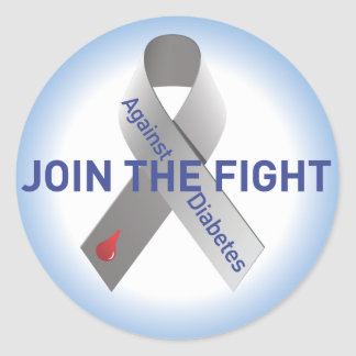 "Join the Fight-No ""like"" Sticker"