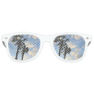 Join the Party in Florida Retro Sunglasses