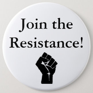 Join the Resistance Button