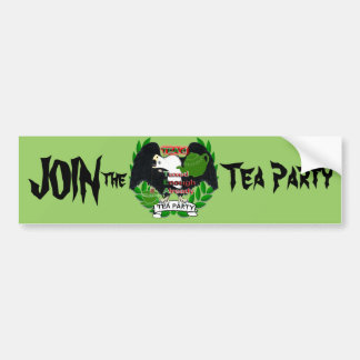 Join the Tea Party Bumper Sticker