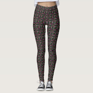JOINED DOTS LEGGINGS