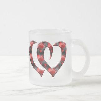 Joined Hearts T-shirts and Gifts Mug