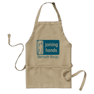 Joining Hands Apron