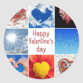 "Joining heart ""Happy Valentine' S day """