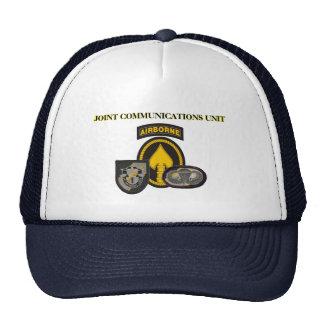 JOINT COMMUNICATIONS UNIT USSOC HAT