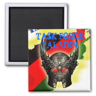 Joint Task Force Paladin CIED Square Magnet
