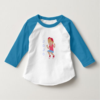 JoJo Baseball Tee (TODDLER)