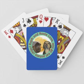 Jojo Cartoons Playing cards