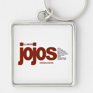 JOJOS Restaurants in Illinois Key Ring