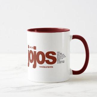 JOJOS Restaurants in Illinois Mug