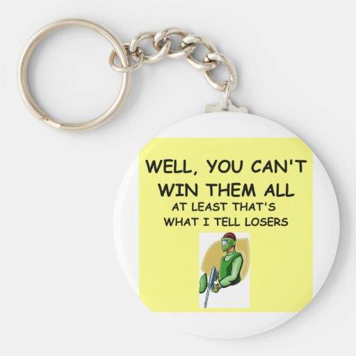 joke for winners! keychains