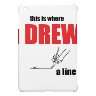 joke taking too far drawing line memes please stop iPad mini case