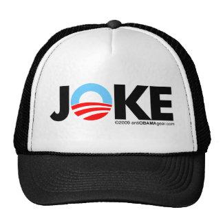 JOKE TRUCKER HATS