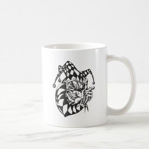 JOKER 10 COFFEE MUGS