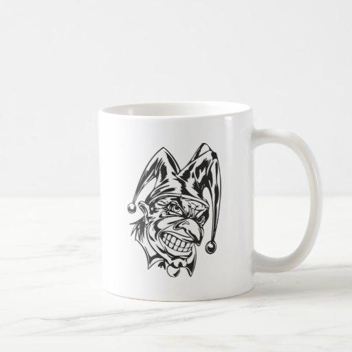 JOKER 4 COFFEE MUGS