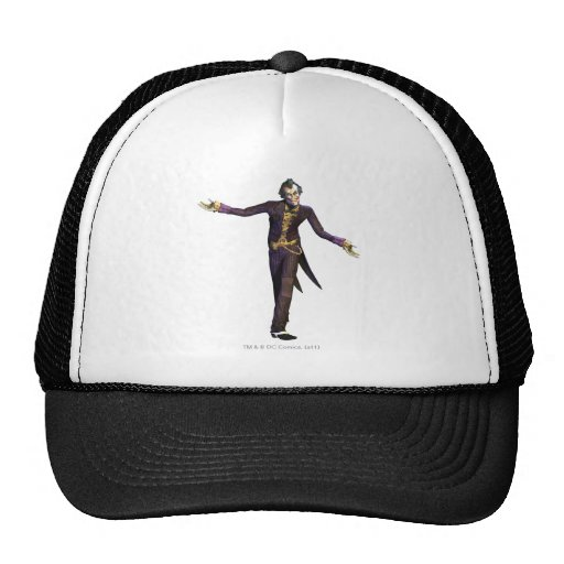 Joker Arms Out Trucker Hats