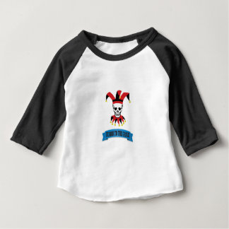 joker art jester baby T-Shirt