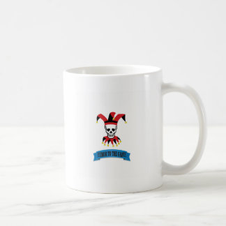 joker art jester coffee mug