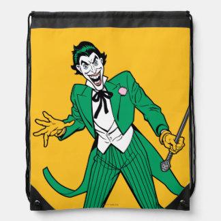 Joker Drawstring Backpack