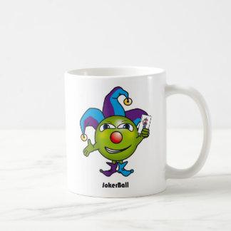 Joker Ball Mug