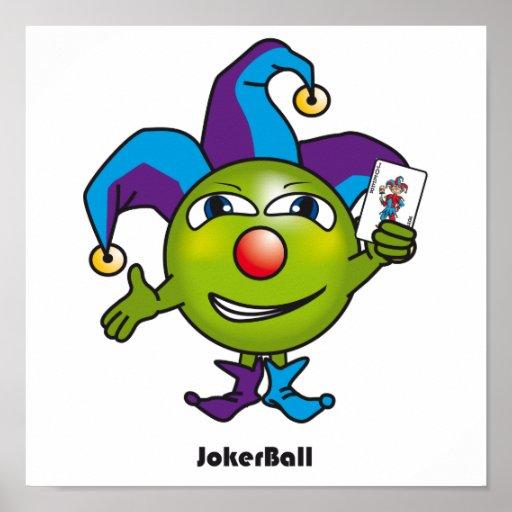 Joker Ball poster