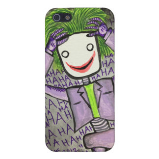 Joker- bot iphone 5  case iPhone 5/5S covers