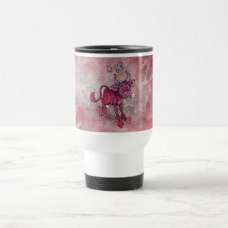Joker Bull Stainless Steel Travel Mug