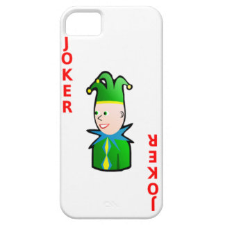 Joker Card iPhone 5 Cases
