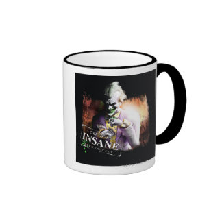 Joker - Certified Insane Coffee Mug
