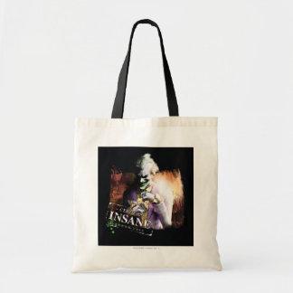 Joker - Certified Insane Budget Tote Bag