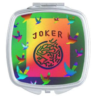 Joker Dreams Compact Mirror