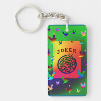 Joker Dreams Key Chain