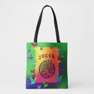Joker Dreams Tote Bag