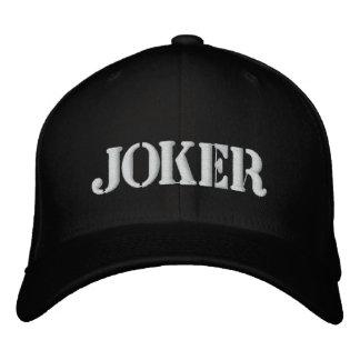 JOKER EMBROIDERED HAT