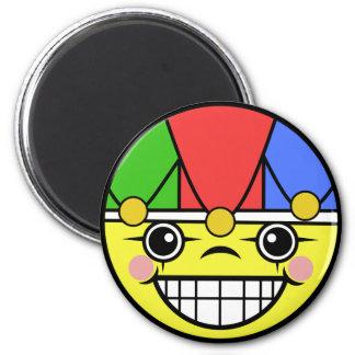 Joker Face Magnet