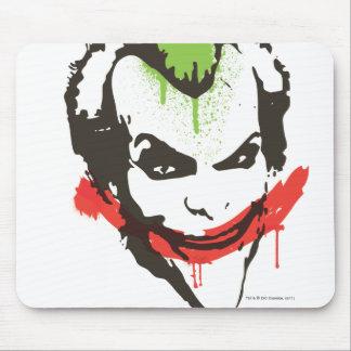 Joker Graffiti Mouse Pads